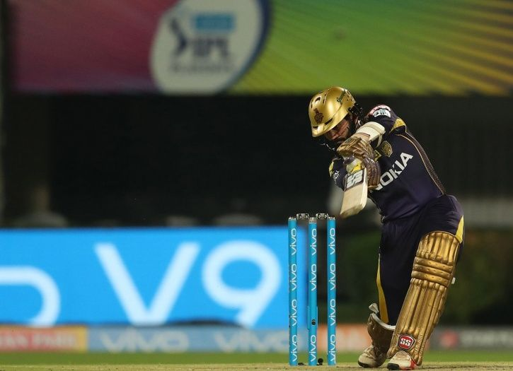 KKR won by 25 runs