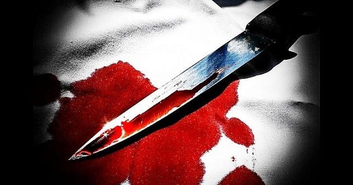 madhya pradesh, india, woman chops off tongue, chopped body, self harm, inflicing self harm, temple,
