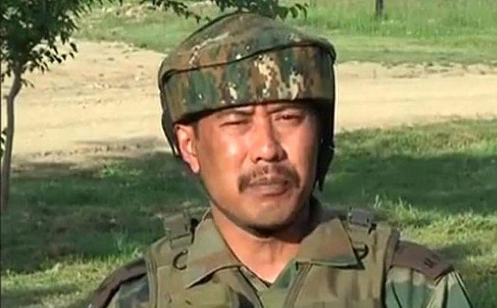 Major Gogoi Facebook Friend
