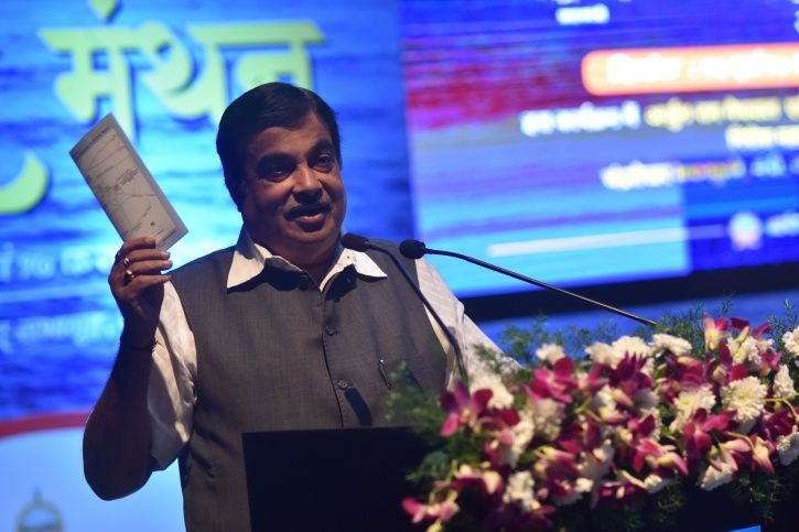 Minister Nitin Gadkari Threatens Bulldoze Contractors If Works Are Not Done Properly