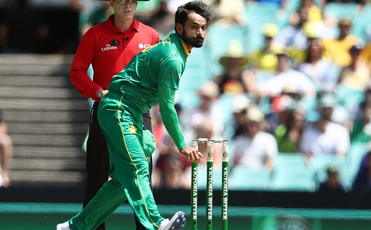 Mohammad Hafeez Is Cleared To Bowl After Remodelling His Action