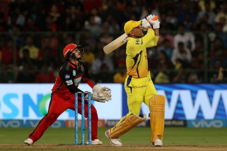 MS Dhoni has been in great form in IPL 2018