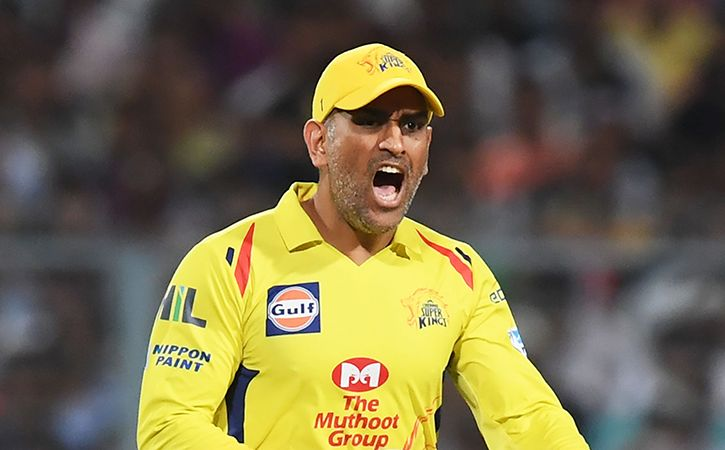 MS Dhoni Is Damn Pissed After Loss To RR