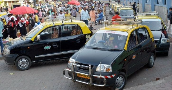 mumbai man, taxi service, cab service, metro city, uber, ola, taxi union