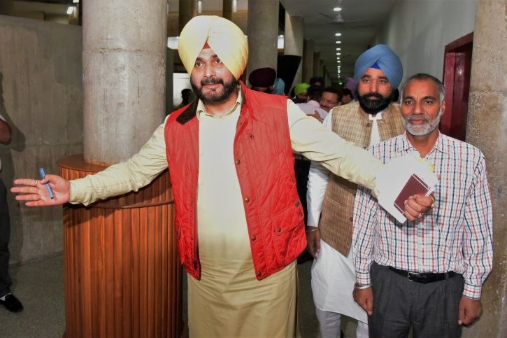 Navjot Sidhu Acquitted Of Homicide
