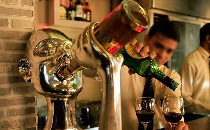 Now Get Your Own Mini Bar At Home For Just Rs 20000 In Haryana