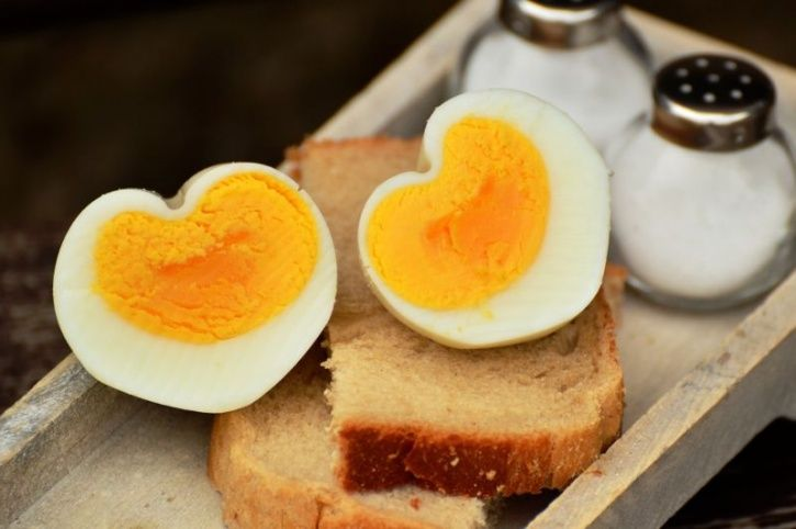 One Egg A Day Can Keep Heart Diseases At Bay