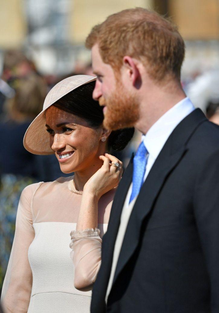 Prince Harry, Meghan Markle2