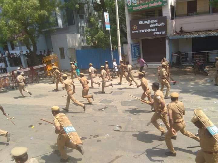 Protest Against Vedanta-owned Sterlite Turns Violent