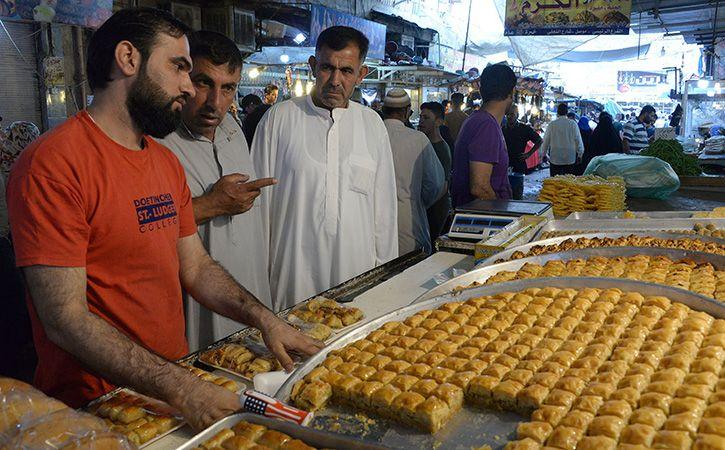 Ramadan Returns To Iraq IS Free Mosul
