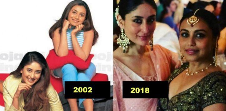 Rani and Kareena Viral Picture