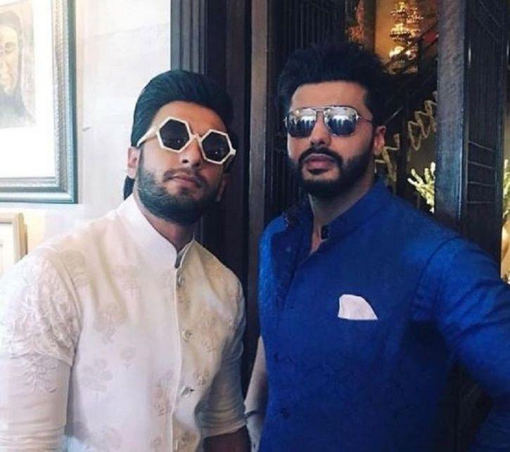 Ranveer and Arjun Kapoor