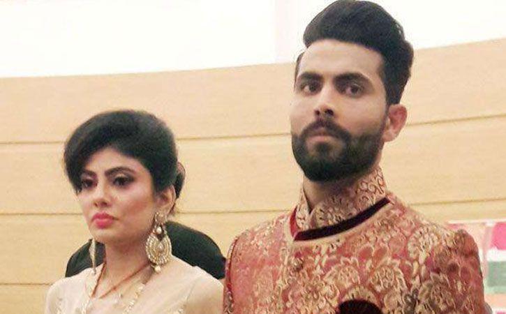 Ravindra Jadeja Wife Riva Assaulted By Police Constabl