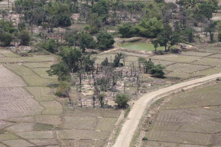 rohingya violence