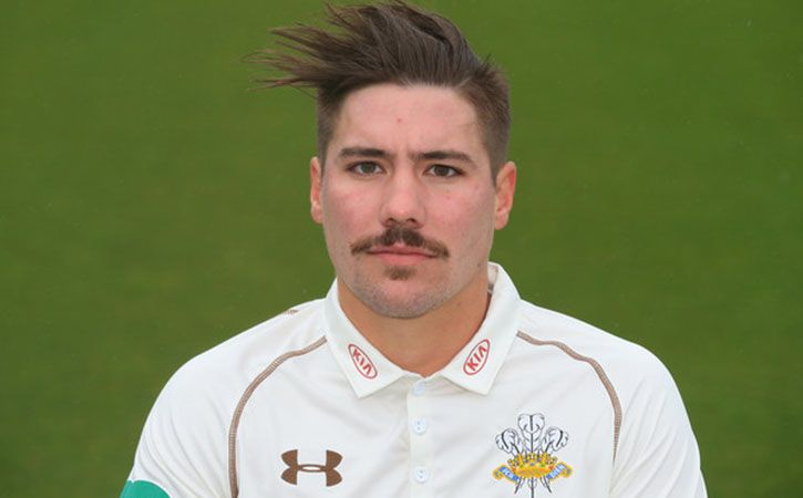 rory burn captain of surrey cricket team
