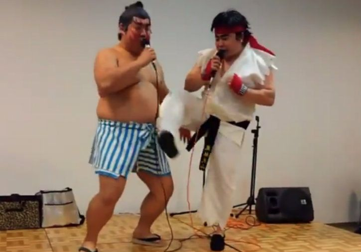 ryu honda street fighter ii cosplay