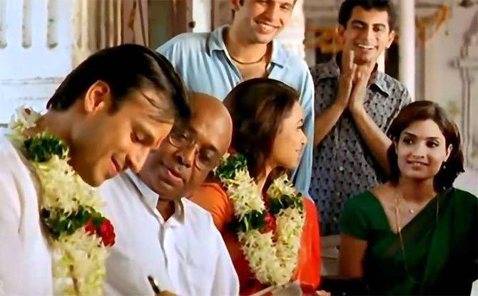 Saathiya bollywood Movie