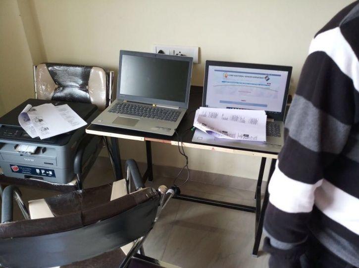 Seizure Of  Voters ID Cards Ahead Of Karnataka Elections