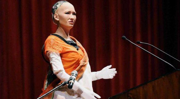 sophia humanoid robot citizen