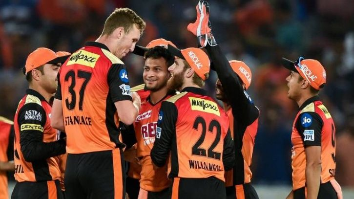 SRH are good at defending small totals