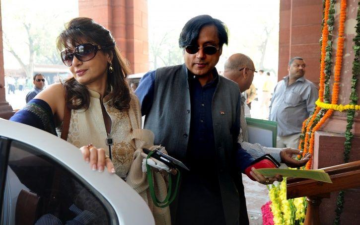 Sunanda Pushkar Committed Suicide