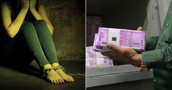 Teenager Sold Off For Rs 70k