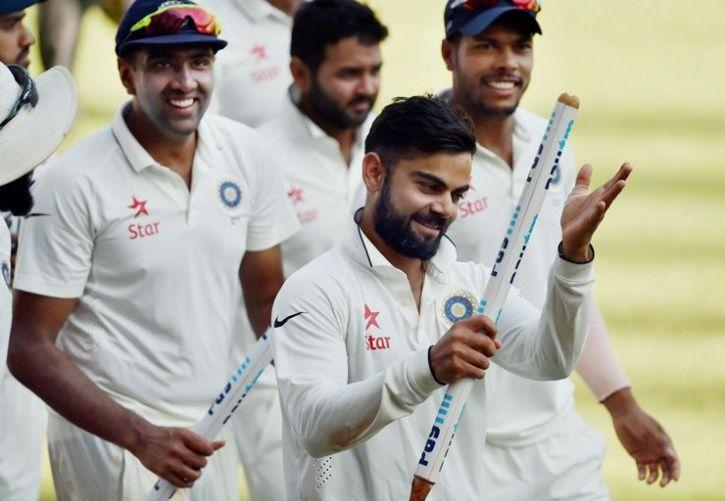test ranking india