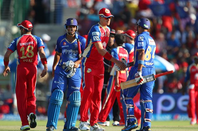 The lowest totals in IPL 2018