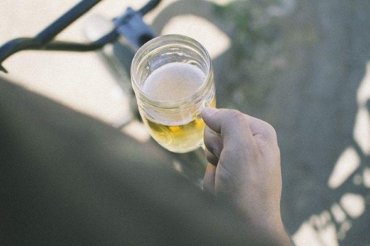 Unsplash/ Alcohol