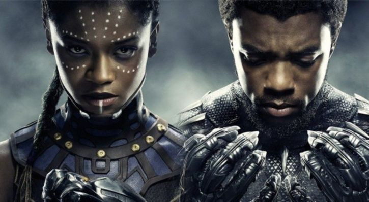 Upcoming Marvel films Balck Panther.