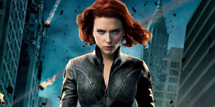 Upcoming Marvel films Black Widow.