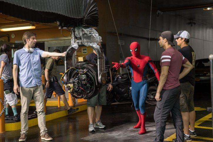 Upcoming Marvel films Spider-Man Homecoming