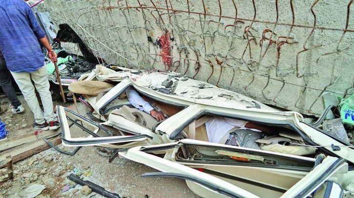 Varanasi Flyover Tragedy