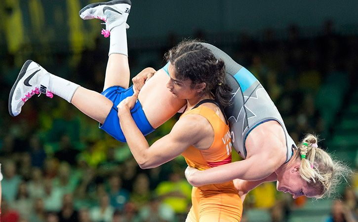 Vinesh Phogat Is Targeting History At The 2020 Olympics