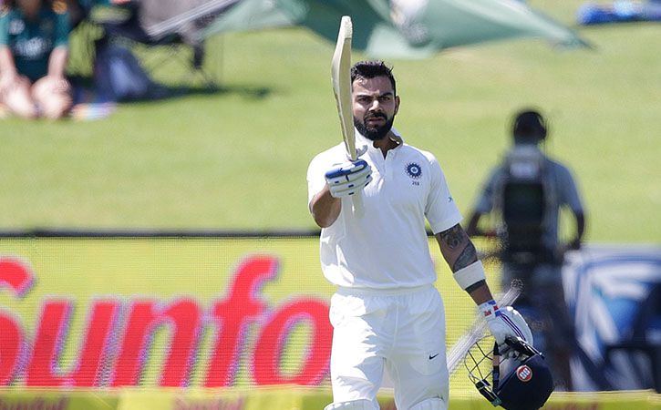 Virat Kohli will be playing county cricket for Surrey