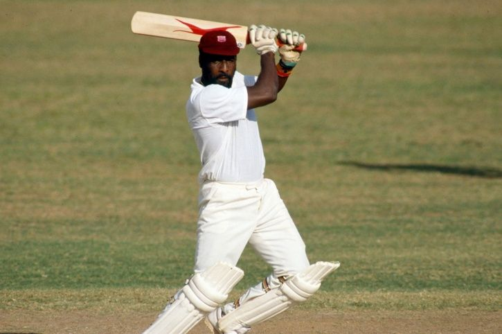 Viv Richards was unstoppable on his day