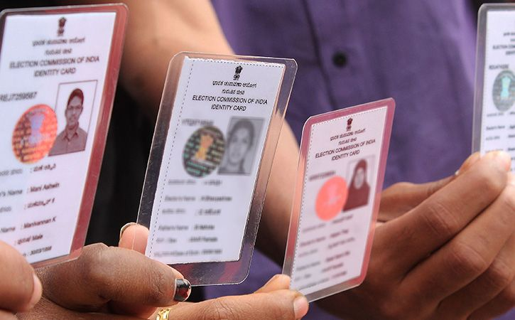 Voter ID Cards Being Bought For Rs 100