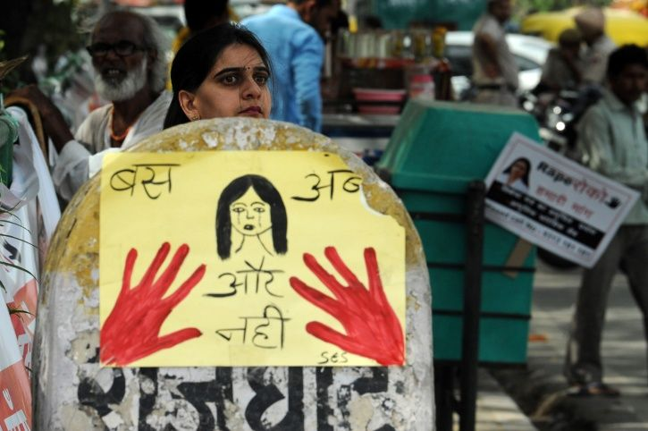 Woman Raped And Murdered In Bhopal