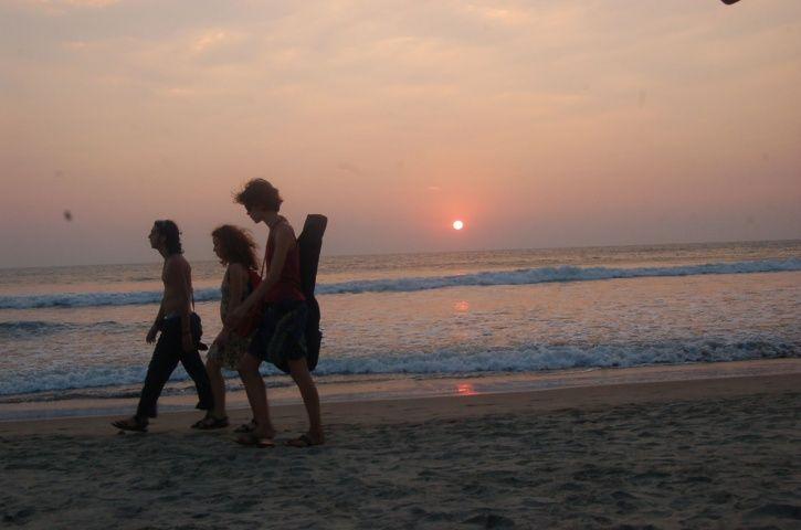 Woman Toursit Stripped, Gangraped In Front Of Boyfriend At Sernabatim Beach