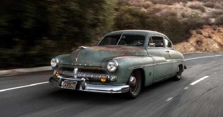 1949 Mercury Coupe, 1949 Mercury Coupe Resto Mod, 1949 Mercury Coupe Electric, Electric Vehicle, Ele