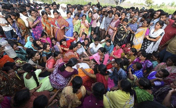 25 Passengers Killed As Bus Plunges Into Canal In Mandya