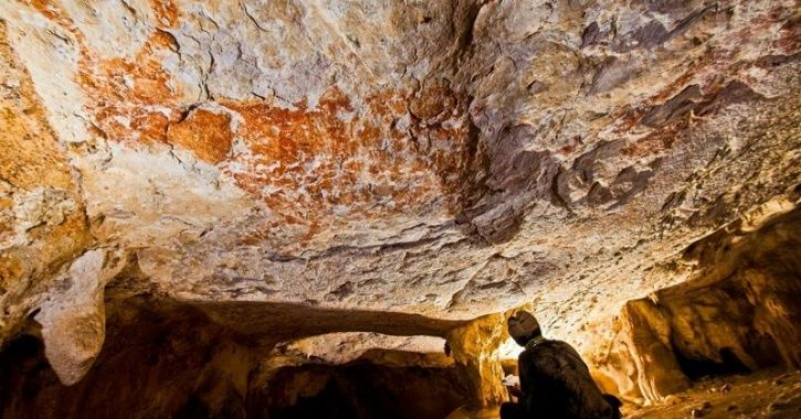 40,000-Year-Old Painting Of An Animal, Claimed To Be World's Oldest, Discovered In Borneo Cave