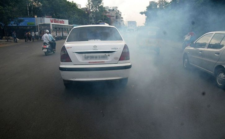 40 Lakh Vehicles Out Of Total 1.1 Crore Gets De Registered In Delhi