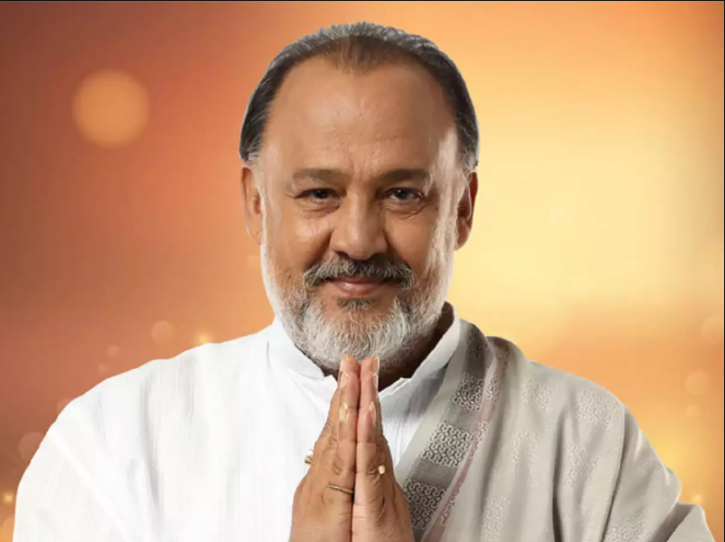 A picture of Alok Nath who will fight rape case filed by Vinta Nanda.