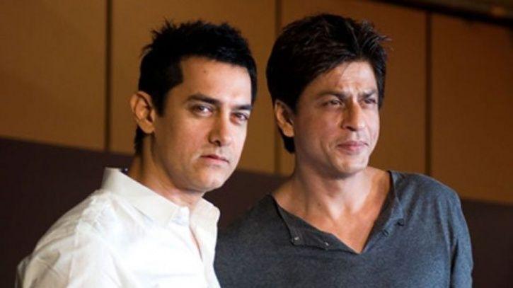 Aamir and SRK