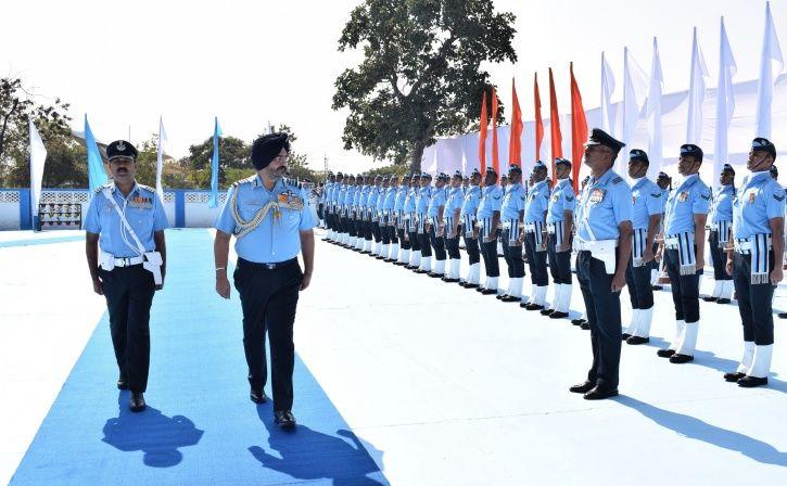 Air Chief Marshal BS Dhanoa