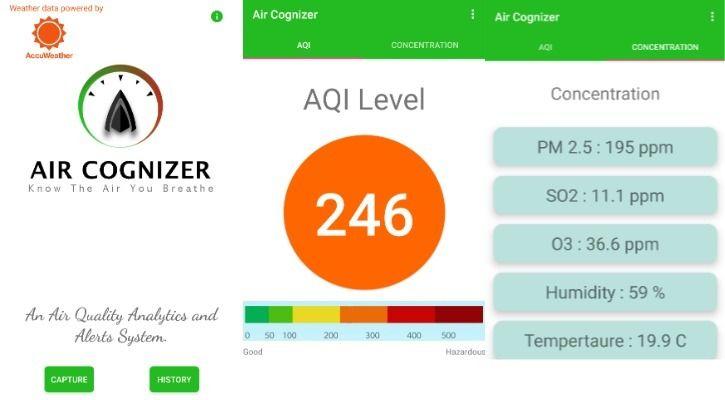 Air Cognizer