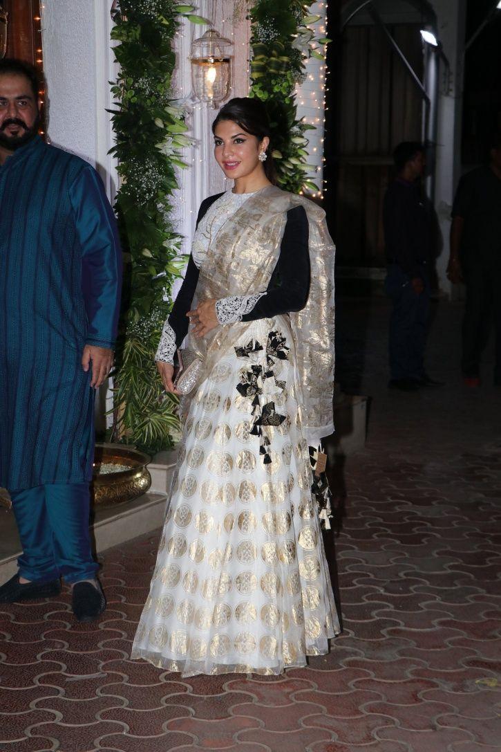 Arbaaz & Sushmita Arrive With Respective Partners Among Others At Shilpa Shetty's Diwali Bash