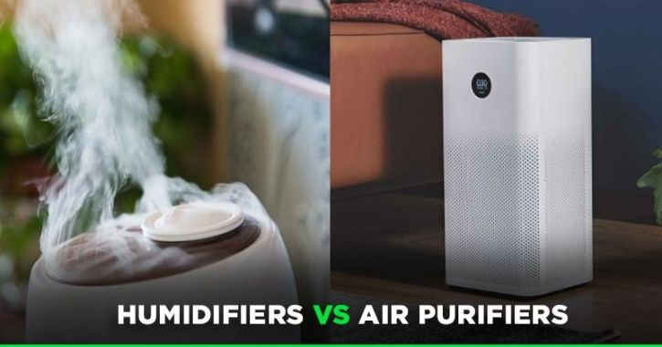 Are Air Purifiers Or Humidifiers More Effective For Cleaning The Air? What's The Difference?