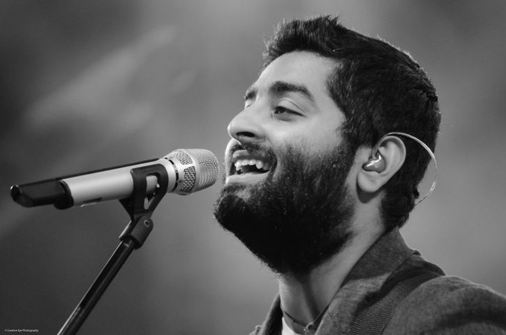 Arijit Singh doesn't listen to his own songs because he feels claustrophobic listening to himself.